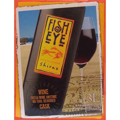 Fish Eye Shiraz Syrah Wine, 750 mL