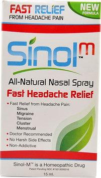 Sinol Headache Relief Nasal Spray - 15 fl oz - HSG-785410