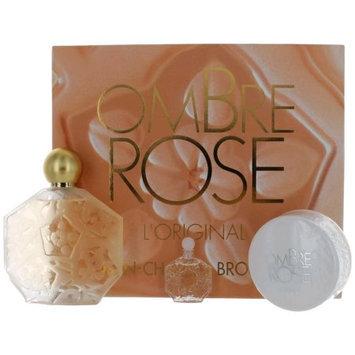 Jean Charles Brosseau 'Ombre Rose' Women's Three-piece Fragrance Set