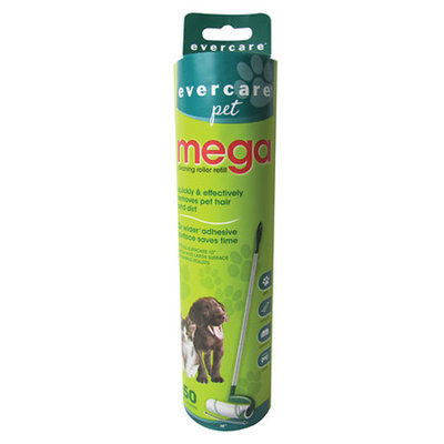 Evercare Pet Pet 50 Layer Mega Cleaning Refill 50.0 ea(pack of 12)
