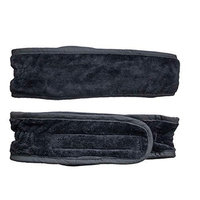 Facial spa headband best headband for washing the face black headband