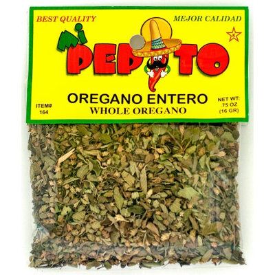 Nac Foods PEPITO OREGANO WHOLE 12/.75 OZ