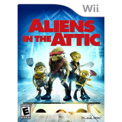 Playlogic They Came From Upstairs (Wii)