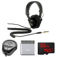 Sony Professional Headphones - MDR7506 w/ M-Audio Amp. Bundle