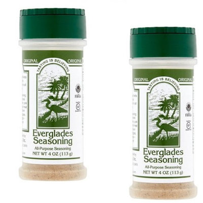 Pack of 2 - Everglades Seasoning 4 Ounce