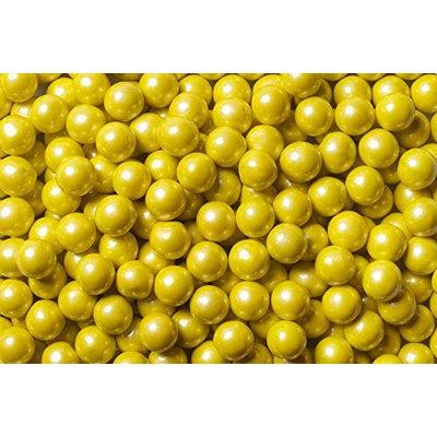 Sixlets Shimmer Yellow 4lb