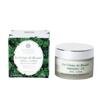 Saisons D'Eden La Creme De Beaute Spring and Summer, Normal to Dry Skin