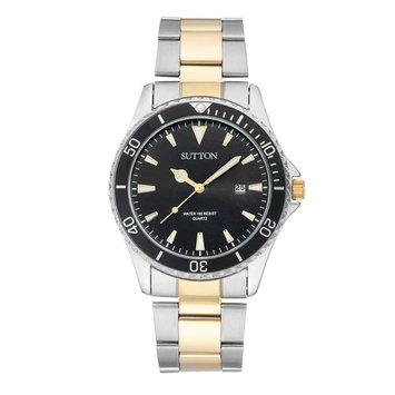 Armitron Men's Two Tone Bracelet Watch