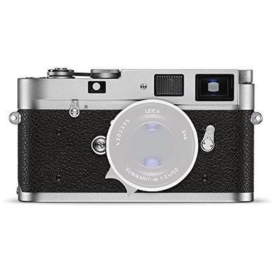 Leica M-A (Typ 127) Rangefinder Camera, 35mm Film Format, 0.72x Bright Line Viewfinder, 1-1/1000 sec. Shutter Speed, Flash Sync at 1/50 Sec, Silver