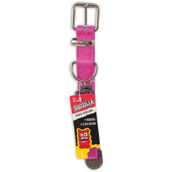 Petmate Zurn Pex 2 Packs COLLAR LG PINK 1