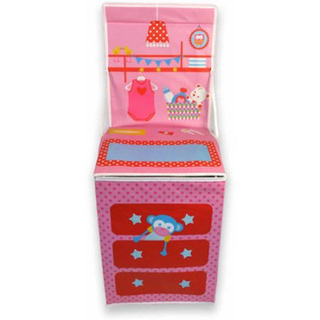 Fun2Give Pop-it-Up Baby Change Table & Storage Box ()