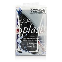 Tangle Teezer Aqua Splash Detangling Shower Brush # Pink Shrimp (For Wet Hair) 1Pc