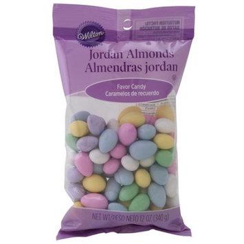 Wilton Assorted Jordan Almonds 12 oz. 1006-8019