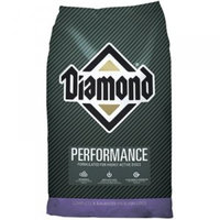 Diamond Premium Recipe Complete and Balanced Dry Dog Food [Standard Packaging, Performance - Chicken & Salmon]
