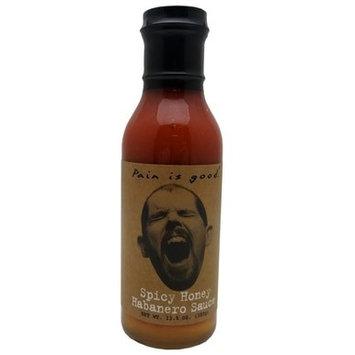 Hsdi Pain is Good Batch #37 Honey Habanero Screamin' Wing Sauce
