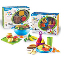 Learning Resources Inc. Learning Resources New Sprouts Backyard Cookout Pack
