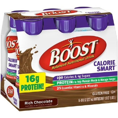 Boost Calorie Smart Rich Chocolate