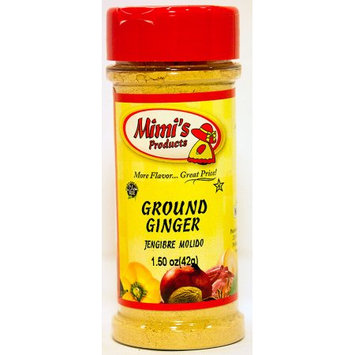 Nac Foods MIMI'S 5.5-GROUND GINGER 12/1.5 OZ