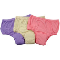 Seaward Int. Inc. (Set/3) Incontinence Panties Discreet & Comfortable Protection For Women MD