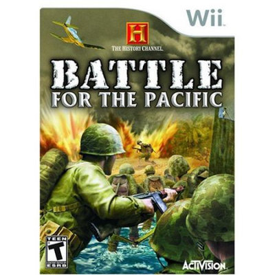 Nintendo The History Channel: Battle for the Pacific (used)