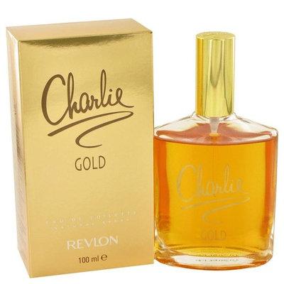 CHARLIE GOLD by Revlon Eau De Toilette Spray 3.3 oz