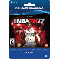 Incomm Sony NBA 2K17 (email delivery)