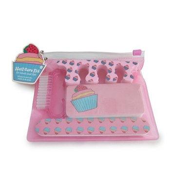 Cupcake Nail Care Kit by NPW