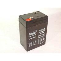 PowerStar AGM5-6-03 6V SLA VRLA Rechargeable Battery
