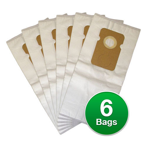 Replacement Vacuum Bag for Riccar C15-6A / A846 (Single Pack) Replacement Vacuum Bag