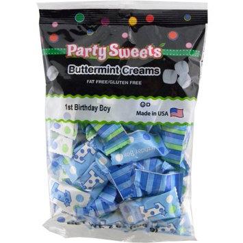 Hospitality Mints 153914 1st Birthday Boy Party Mints