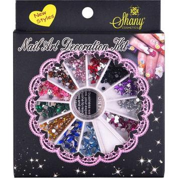 SHANY DIY Nail Art Decoration Kit, 2500 pc