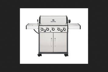 Broil King Baron 590 S Propane Gas Grill (923584)