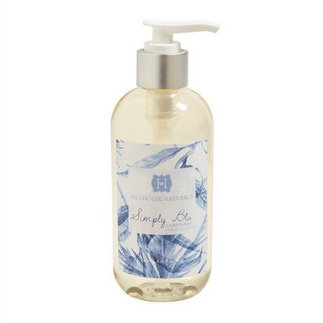 Simply Blu Hand Wash, 8.25 oz Pump by Hillhouse Naturals