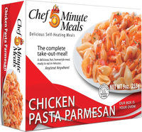 Chef 5 Minute Meals Chicken Pasta Parmesan
