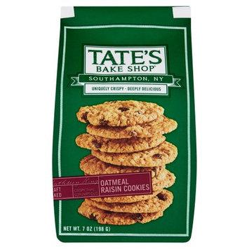 Tate's Bake Shop Tates, Cookies Oatmeal Raisin, 7 Oz (Pack Of 6)