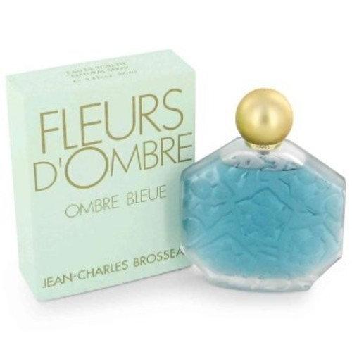 Fleurs D'ombre Bleue By Jean Charles Brosseau For Women. Eau De Toilette Spray 3.4 Ounces