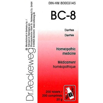BC 8 Combination Salts by Dr. Reckeweg