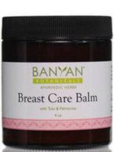 Banyan Botanicals, Breast Care Balm 4 oz