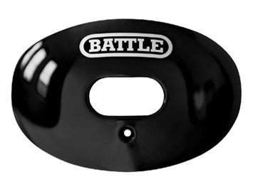 Battle Sports Chrome Mouthguard - Black