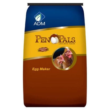 ADM Pen Pals Egg Maker Chicken Feed
