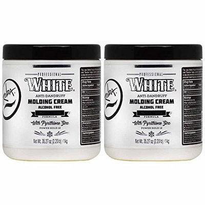 Rolda White Anti-Dandruff Molding Cream 35.2oz / 1kg