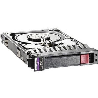 HP 1TB 2.5 Internal Hard Drive - 6GB/s SAS - 7200 rpm - Hot Pluggable - Hewlett Packard 652749-b21