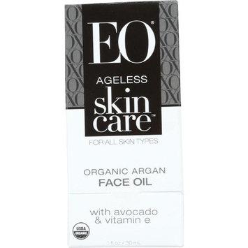 Eo Products HG1629070 1 oz Organic Ageless Argan Face Oil
