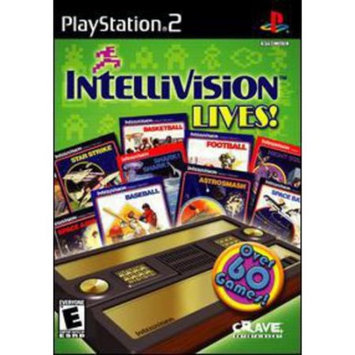 Crave Entertainment Intellivision Lives