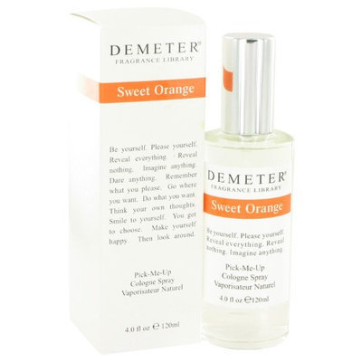 Demeter By Demeter For Women Sweet Orange Cologne Spray 4 Oz