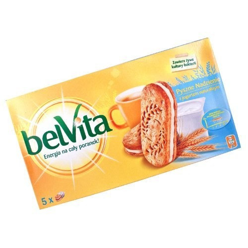 Belvita Biscuits with Yoghurt Filling (253g/ 8.92 Oz)