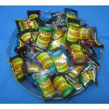 Toxic Waste Ultra Sour Candy 2 Pounds of Candy [Frustration-Free Packaging]