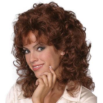 Fashion women medium wavy Lisa wig