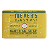 Mrs. Meyer's Clean Day Bar Soap, Lemon Verbena, 5.3 Oz - 2 Pack