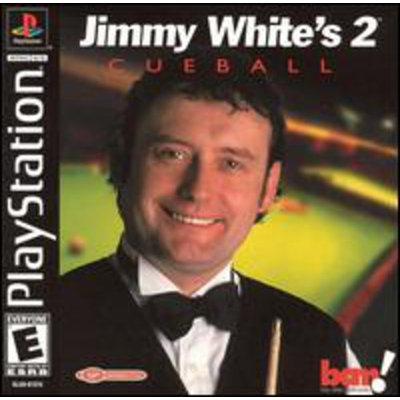 Born Again Jimmy White's 2: Cue Ball Playstation [PS]